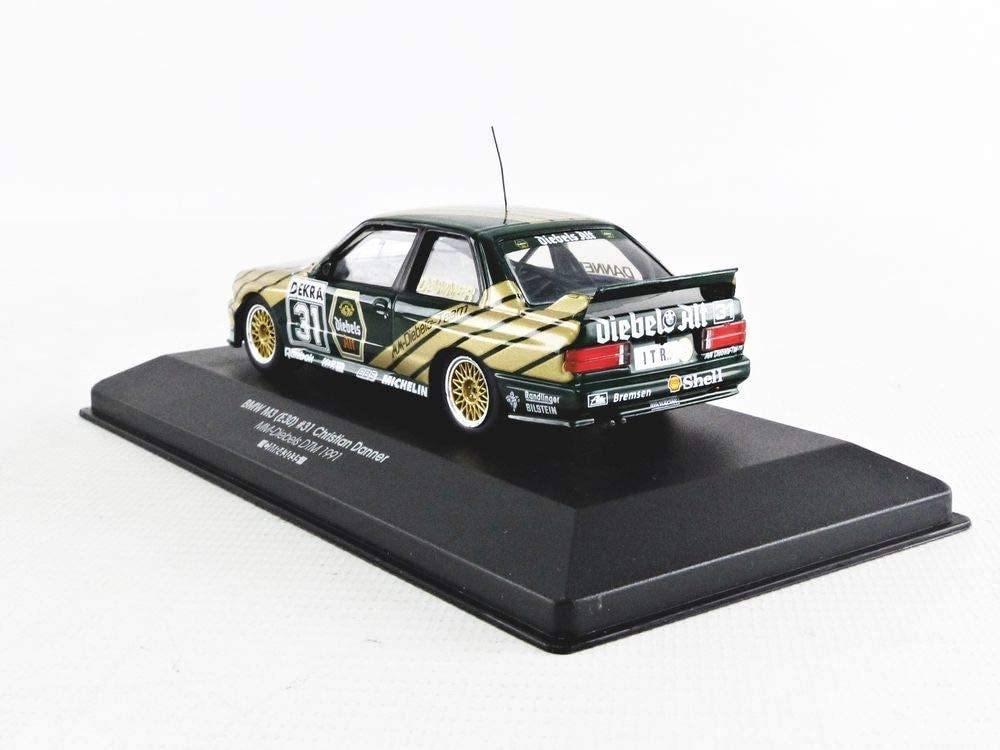 IXO CMR BMW 3 Series M3 White 1:43 Diecast CMR43036